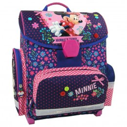 Tornister ergonomiczny K Minnie Mouse 17 Derform (TEKMM17)