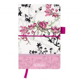 Notes A5 linia 96 kartek Herlitz Ladylike Fashion, 11370954