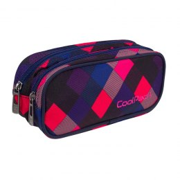 Saszetka podwójna Patio Coolpack Clever (A524) Electric Pink - 82294CP