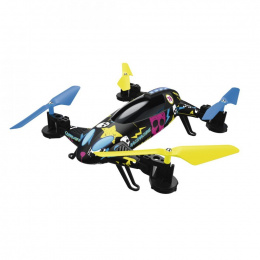 Hama Dron Kwadrokopter Airdevils Racemachine 2w1