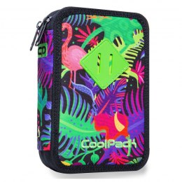 Piórnik podwójny z wyposaż. Patio Coolpack Jumper 2 (B66041) Jungle