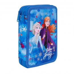 Piórnik podwójny z wyposaż. Patio Coolpack Jumper XL (B77306) Frozen II Colection II