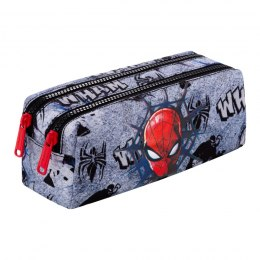 Saszetka podwójna Patio Coolpack Edge (B69303) Spider-Man Black