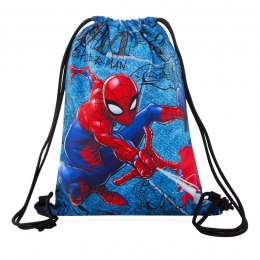 Worek na buty Patio Coolpack Beta (B54304) Spider-Man Denim