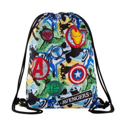 Worek na buty Patio Coolpack Beta (B54308) Avengers Badges